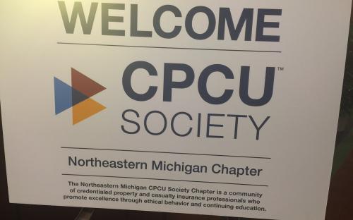 Northeastern Michigan CPCU Chapter